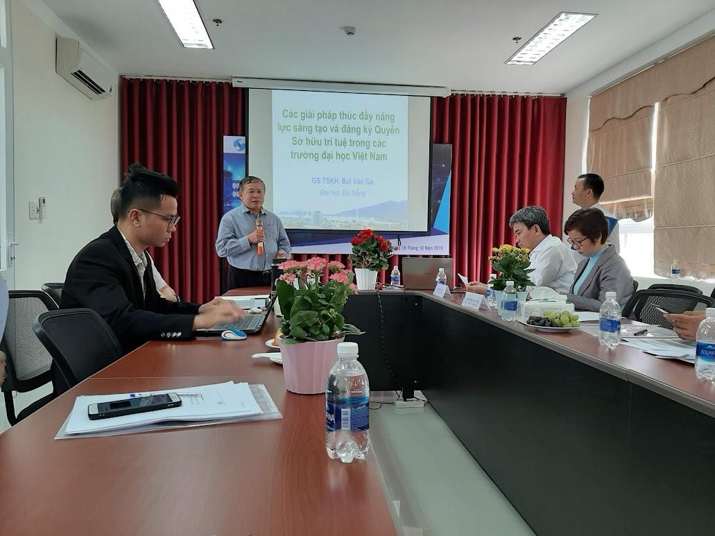 GS.TSKH. Bùi Văn Ga – Đại học Đà Nẵng, Nguyên Thứ trưởng Bộ Giáo dục và Đào tạo