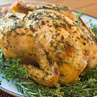 Weight Watchers Herbed Roast Chicken