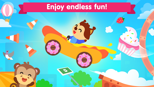 Car games for kids ~ toddlers game for 3 year olds 2.9.0 screenshots 3