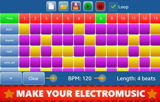 Make Beats - Drum Pad (MP3 & WAV) 3.0 screenshots 4
