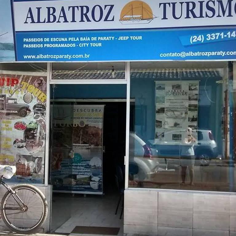 Albatroz Empreendimentos Turísticos Ltda - Agência de turismo em Paraty