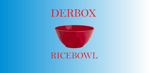 Derbox is a meal-based application for ordering ricebowl