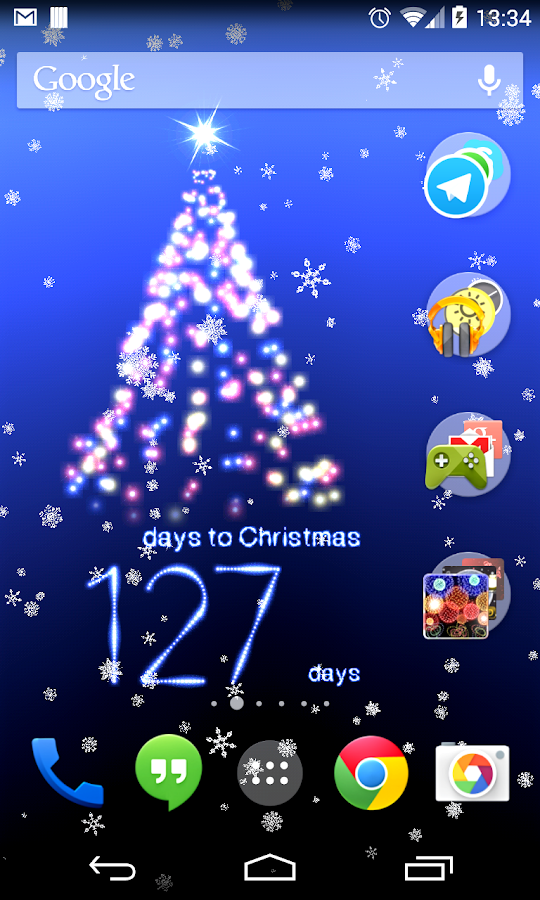 Christmas Countdown premium- screenshot