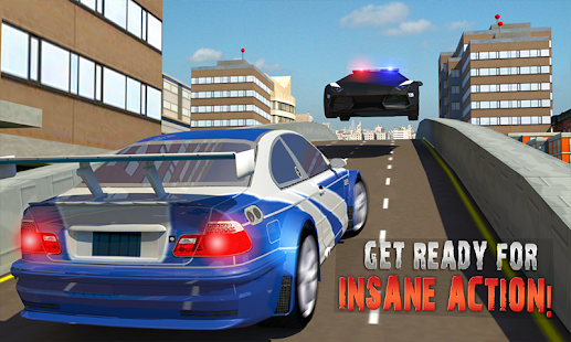 Jump Street Police Car Chase: Prison Escape Plan - náhled