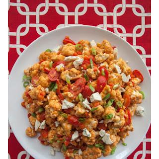 Original Red Roasted Cauliflower Salad