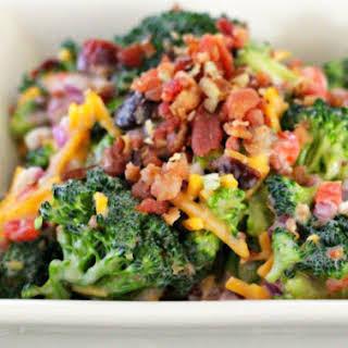 Broccoli Salad.
