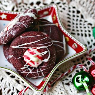 Holiday Red Velvet Peppermint.