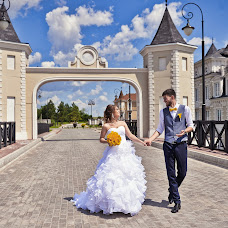 Wedding photographer Artem Grebenev (Grebenev). Photo of 16.10.2017