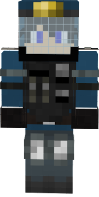 hi my name is officercool and this is my skin :)