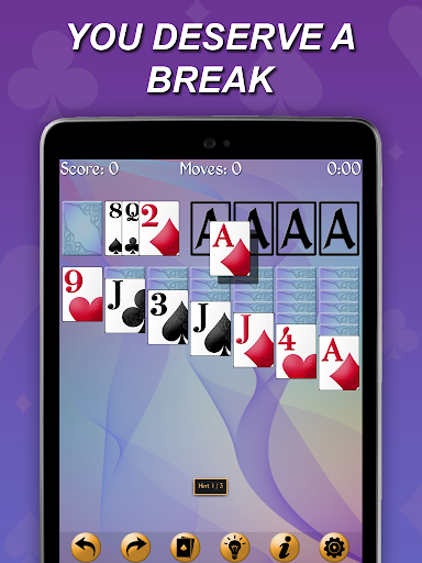 Solitaire MegaPack apkpoly screenshots 9