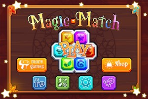 Screenshot of Magic Match - Matching-3 Game