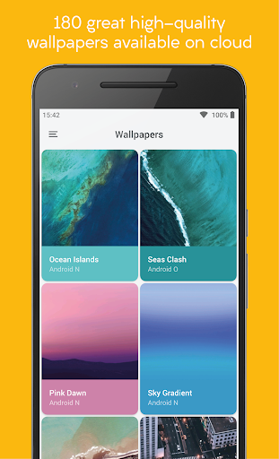 Screenshot for Pixelful Icon Pack - Apex/Nova/Go in Hong Kong Play Store