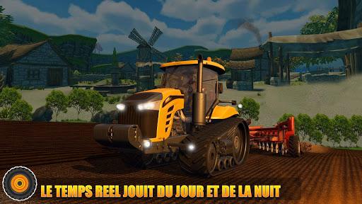 Télécharger Tracteur agricole pilote: village Simulator 2019 APK MOD 2