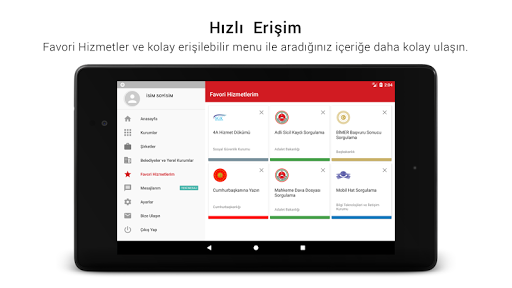 e-Devlet Kapu0131su0131 2020.04.4041 screenshots 15