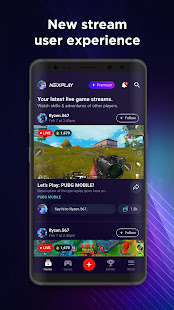 NEXPLAY: Live Stream Mobile Games & Esports 2.10.15 APK + Modificación (Unlimited money) para Android