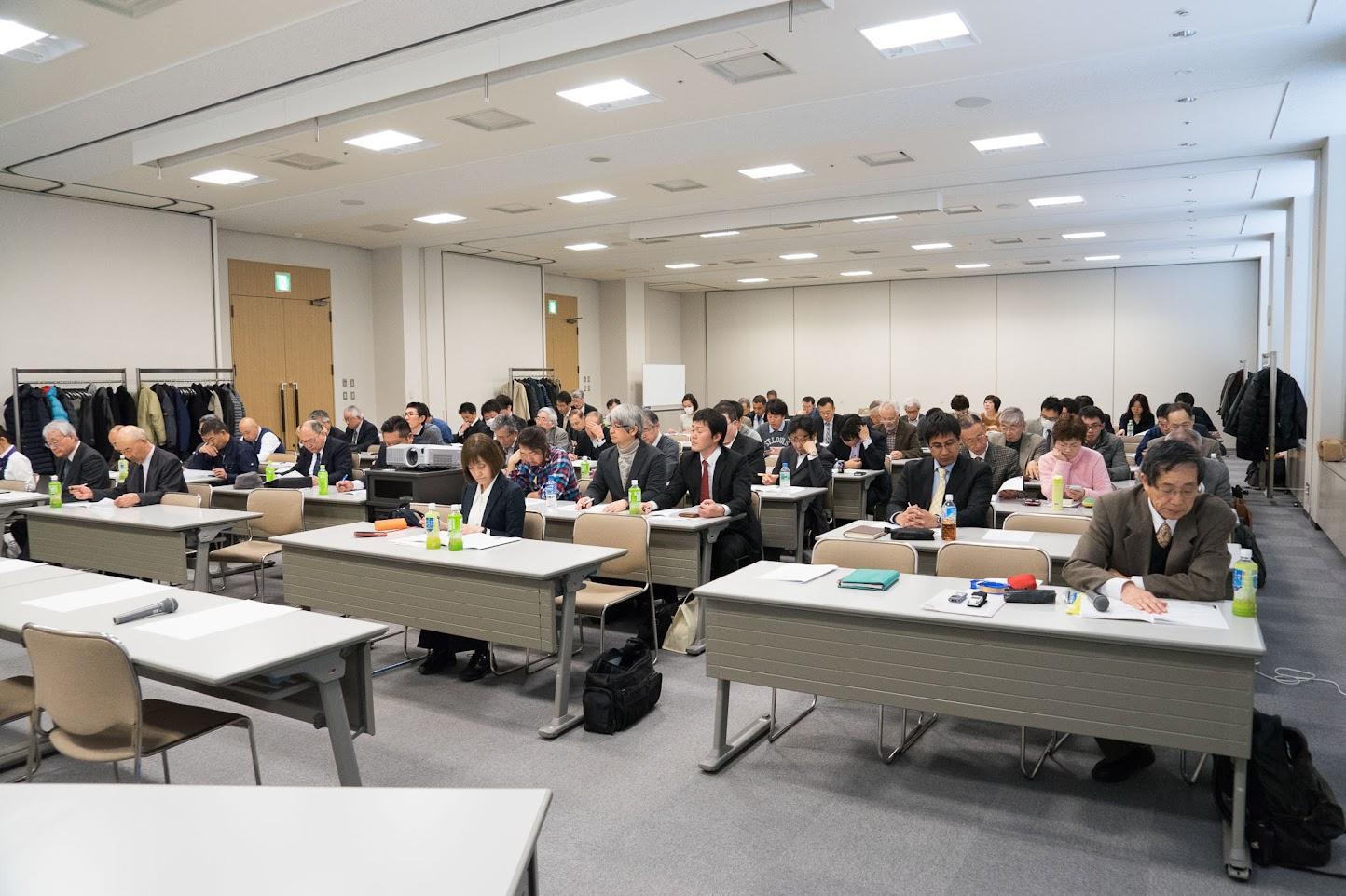 平成27年度北海道有機農業技術交換発表大会・会場