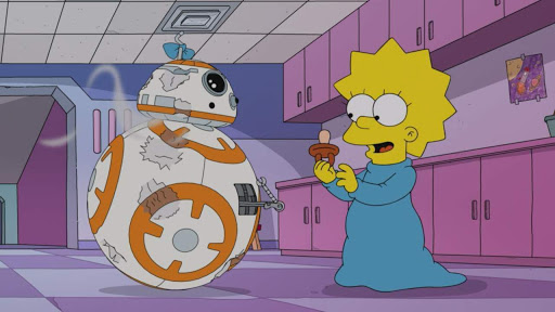The Simpsons Executive Producer Al Jean Teases More Disney Crossovers After Star Wars Short (Exclusive)