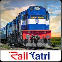 Live Train Status, PNR Status & Indian Rail Info icon