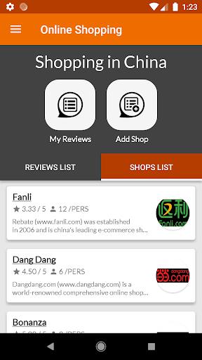 Online Shopping China Reviews screenshot 3