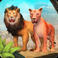 Lion Family Sim Online - Animal Simulator