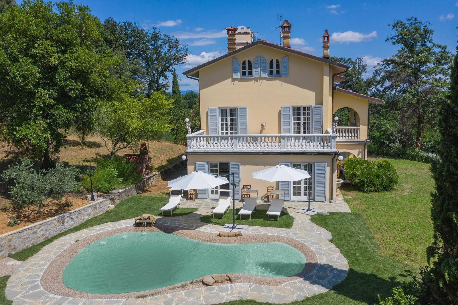 Villa Marisa_Serravalle Pistoiese_1