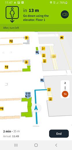 Aena Maps screenshot 8