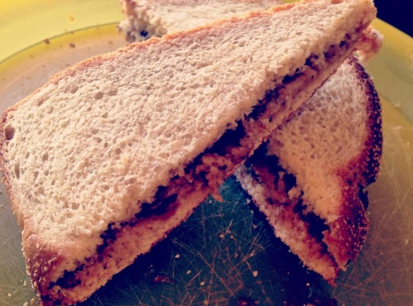 Super-mom's-pb&j-sandwich Recipe