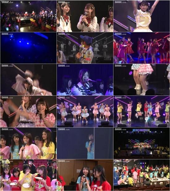 (LIVE)(公演) HKT48 5周年記念特別公演 161125 161126