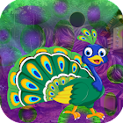 Best Escape Game 474 Lovely Peacock Escape Game icon