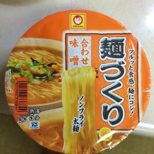 東洋水産 C麺づくり 合わせ味噌 カップラーメン