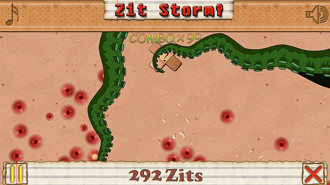 Zit Storm on Google Play