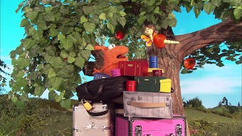 Twiba Takes Flight / Cabin Fever