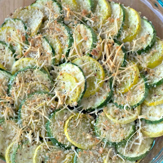 Zucchini & Summer Squash Casserole.