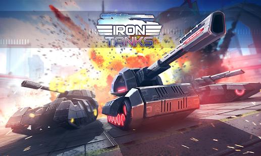 Iron Tanks mod apk