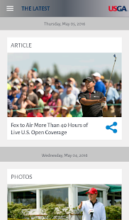 U.S. Open Golf Championship- screenshot thumbnail