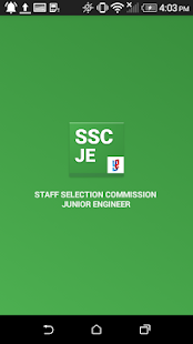 SSC JE Exam Preparation Guide- screenshot thumbnail