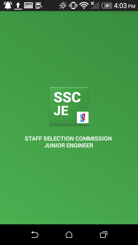 SSC JE Exam Preparation Guide- screenshot