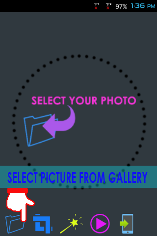 Gif Effect Display Picture