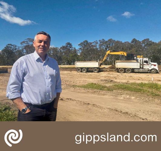 Federal Member for Gippsland Darren Chester said with the final stages of the duplication project to Sale underway it was time to get consultation and design work completed on the Traralgon bypass