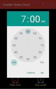 Toddler Wake Clock - náhled