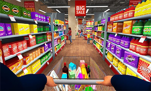 Super Market Atm Machine Simulator: Shopping Mall  screenshots 4