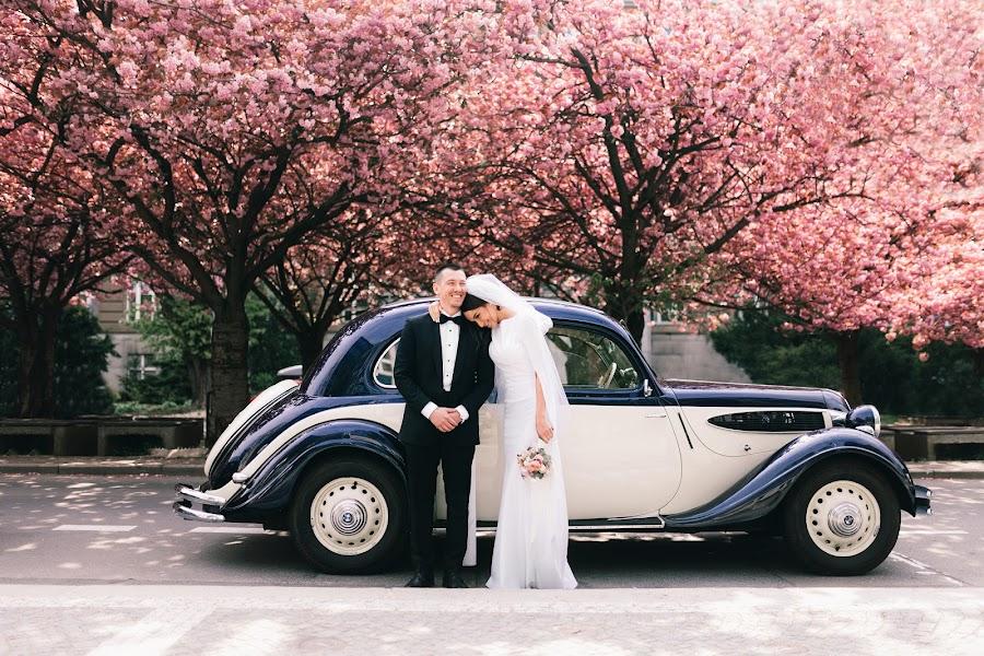Wedding photographer Evgeniy Kachalovskiy (kachalouski). Photo of 28.04.2017