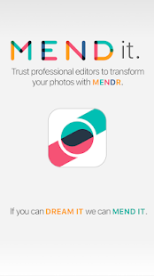 Mendr | Get your photos edited- screenshot thumbnail