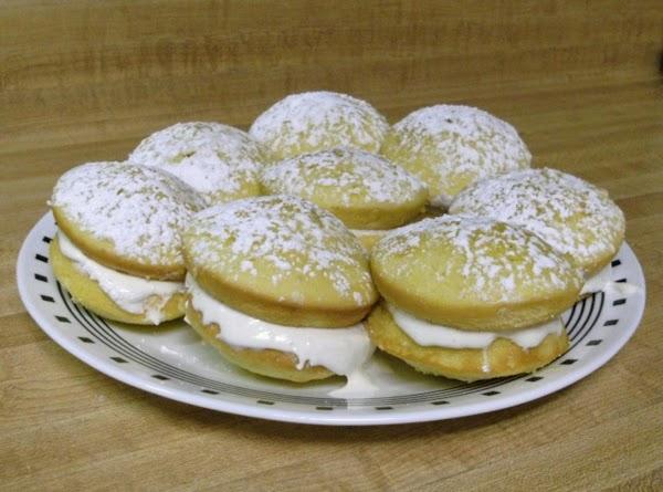 Lemon Whoopie Pies Recipe