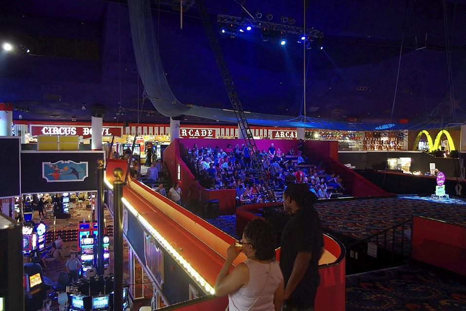 Las Vegas, hotel Circus Circus