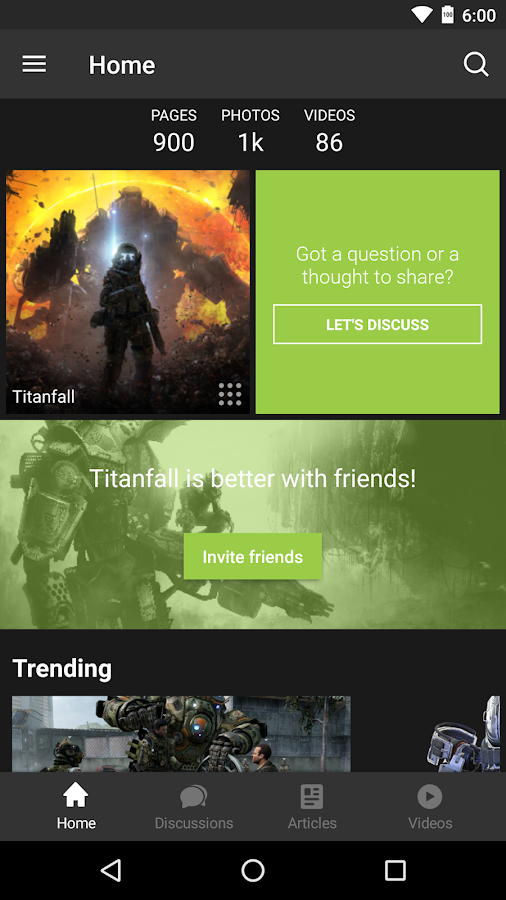 FANDOM for: Titanfall – Screenshot