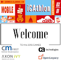 iCAthlon Conference App icon