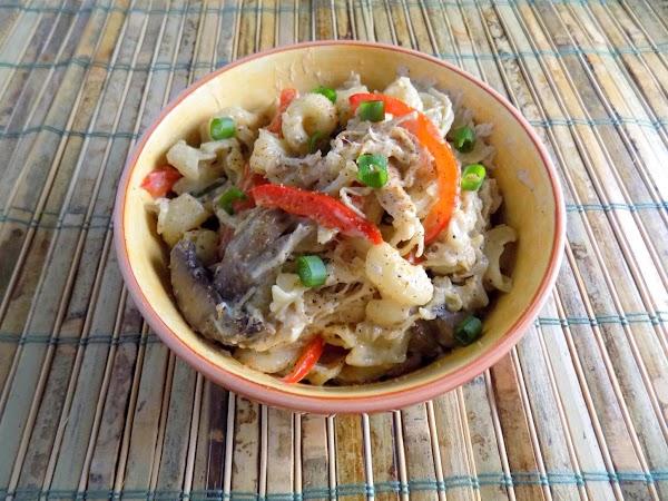 Crock Pot - Spicy Cajun Chicken Pasta Recipe