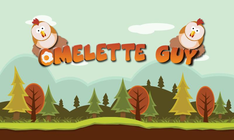 Omelette Guy- screenshot