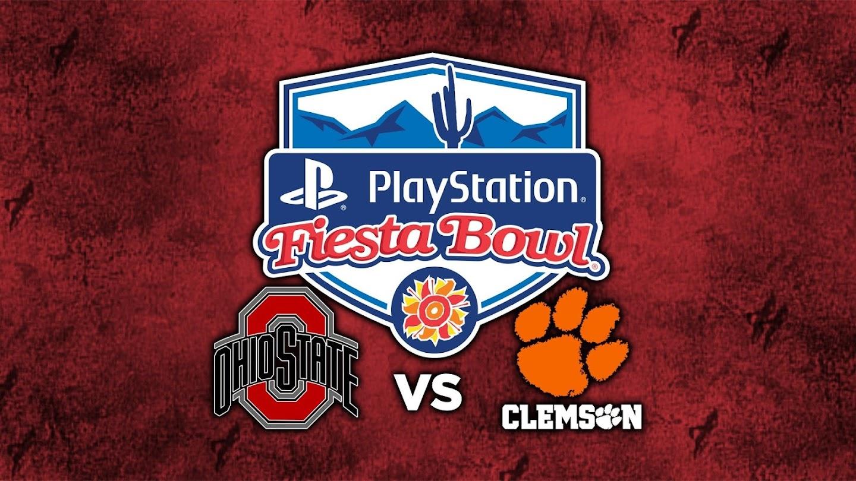 PlayStation Fiesta Bowl: Ohio State vs. Clemson